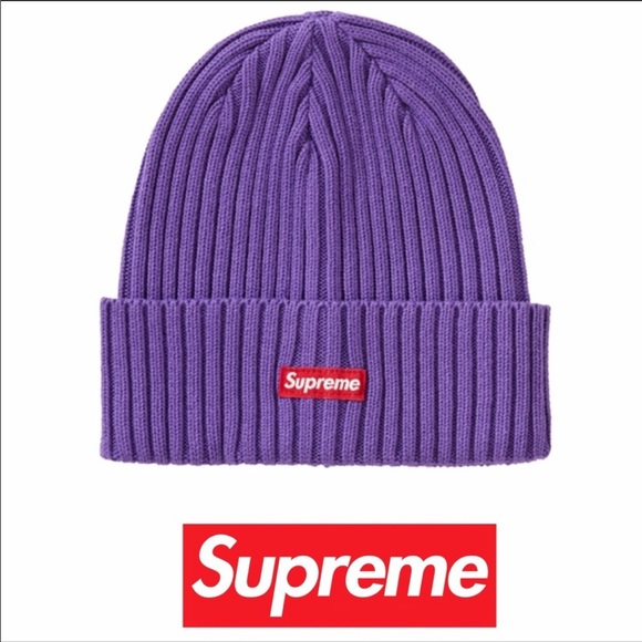 05a932dca1858 🆕NWT Supreme overdyed beanie